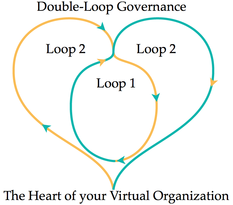 Building Double-Loop Organizations for Member Engagement and Innovation